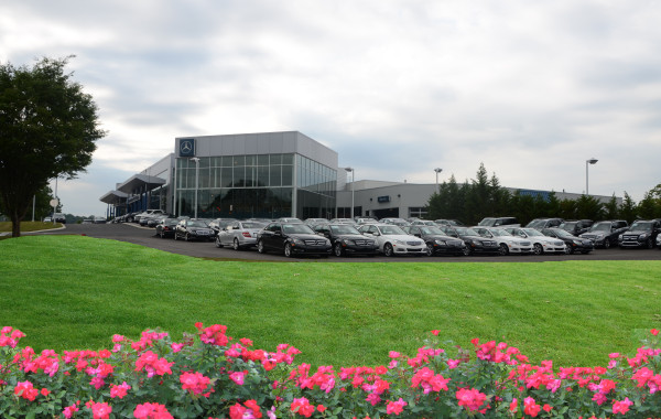 Mercedes Benz of Fort Washington, Whitemarsh Township, Montgomery County, PA
